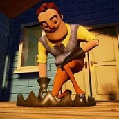 Игра Привет сосед альфа 4 - картинка