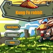 Игра Драки на мечах с кроликами