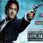 Игра Шерлок Холмс игра теней - картинка