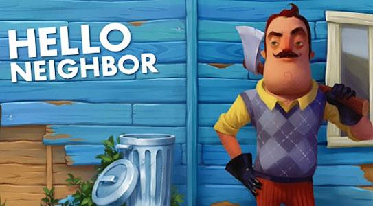 Игра Привет сосед