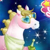 Игра Милая пони: ухаживаем за лошадкой