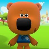 Игра Мимимишки Кеша: приключения медведей - картинка