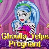 Игра Монстр Хай беременные - картинка