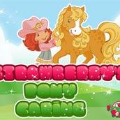 Игра Пони 2: ухаживаем за лошадкой
