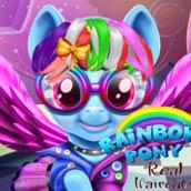 Игра Пони с новой прической