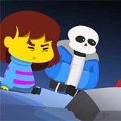 Игра Симулятор Андертейл: приключения в подземелье