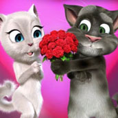 Игра Говорящий кот Том 3: Свидание с Анжелой