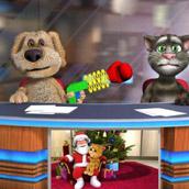 Игра Говорящий кот Том 2: Пес Бэн - картинка