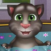 Игра Говорящий кот: я бык - картинка