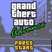 Игра Grand theft auto advance