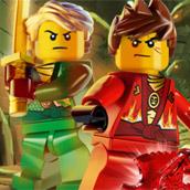 Игра Лего ниндзя го турнир стихий