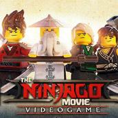 Игра Лего ниндзяго муви