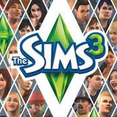 Игра Симс 3 с дополнениями - картинка