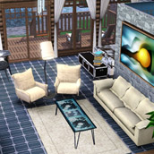 Игра Строим дома в симс 3 - картинка