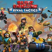 Игра Blitz Brigade - картинка