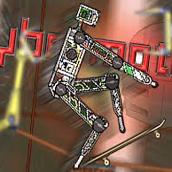 Игра Cybermotion - картинка