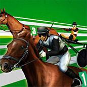 Игра Гонки на лошадях - картинка