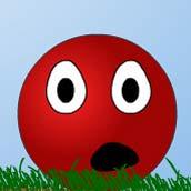 Игра Красный шар 1 - картинка