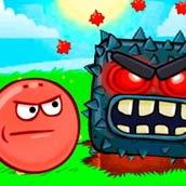 Игра Красный шар 7 подземные ходы