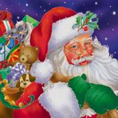 Игра Подарки от Дедушки Мороза