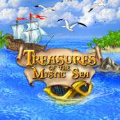 Игра Сокровища мистического моря на русском - картинка