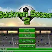 Игра Футбол со Стикменом - картинка