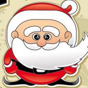 Игра Загадки от Деда Мороза
