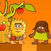 Игра Адам и Ева 4 в джунглях