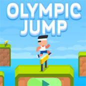 Игра Олимпийский прыжок