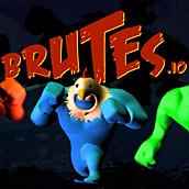 Игра Брутес ио на весь экран