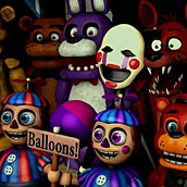Игра Five nights at freddys 2