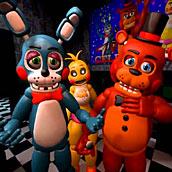 Игра ФНАФ 2 (5 ночей с мишкой Фредди 2)