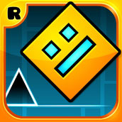 Игра Geometry Dash World - картинка