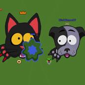 Игра Кошки против собак ио