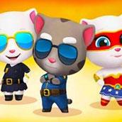 Игра Кот Том и его Друзья