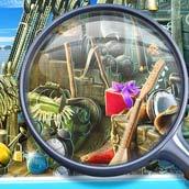 Игра Квест: поиск предметов HTML5