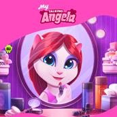 Игра Взломанная говорящая Анжела