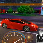 Игра Мультяшный автомобиль