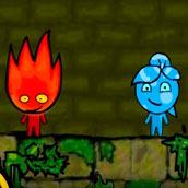 Игра Огонь и Вода 2: светлый храм - картинка