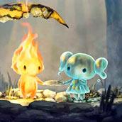 Игра Огонь и Вода 7 на двоих - картинка