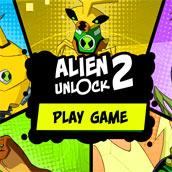 Игра Открой пришельца: Бен 10 - картинка