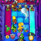 Игра Овощи против зомби - картинка