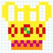 Игра Пиксель арт - картинка