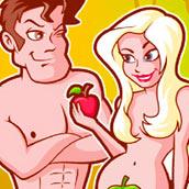 Игра Приключения Адам и Ева - картинка