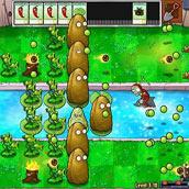 Игра Растения против Зомби на двоих - картинка