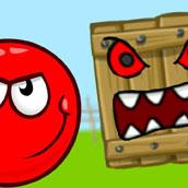 Игра Красный шар 8 бродилки - картинка