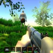 Игра Стрелялка в темноте