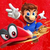 Игра Super Mario Odyssey