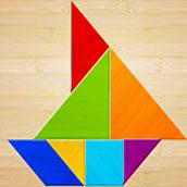 Игра Танграм для дошкольников - картинка