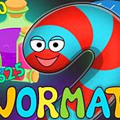 Игра Вормейт ио